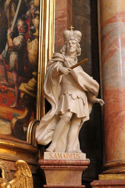 St Amadaeus
