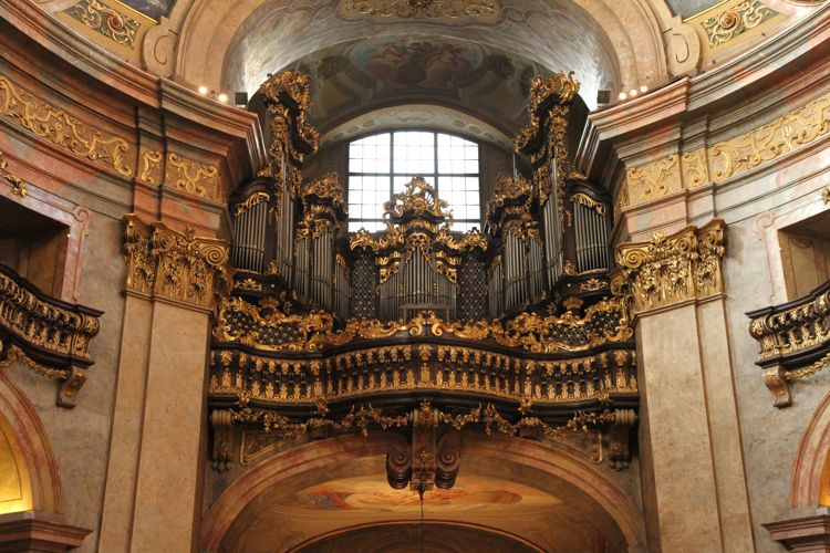 St Peter Organ